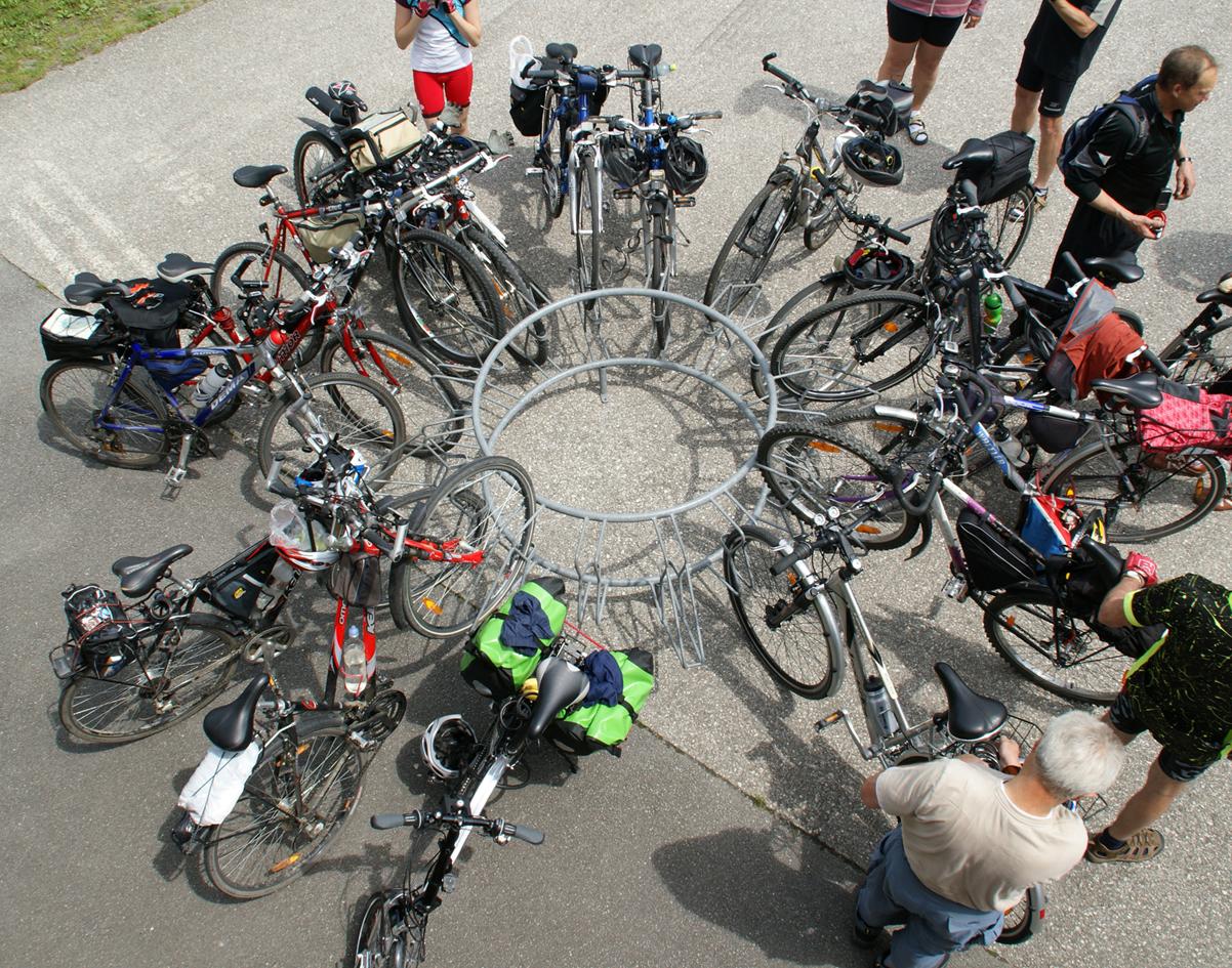 Fahrradwallfahrt nach Kevelaer
