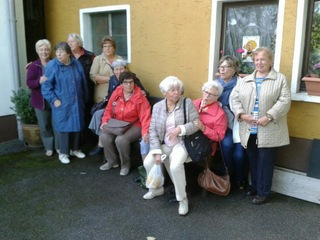 Seniorenfahrt in die Vulkaneifel